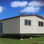 Large Transportable Shed Home
