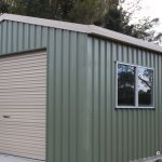 4m Garage Shed Brisbane