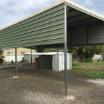 Skillion Carport Brisbane