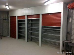 Internal Shed Storage Brisbane