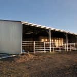 15m Hay Shed