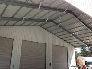 Brisbane Warehouse Builders