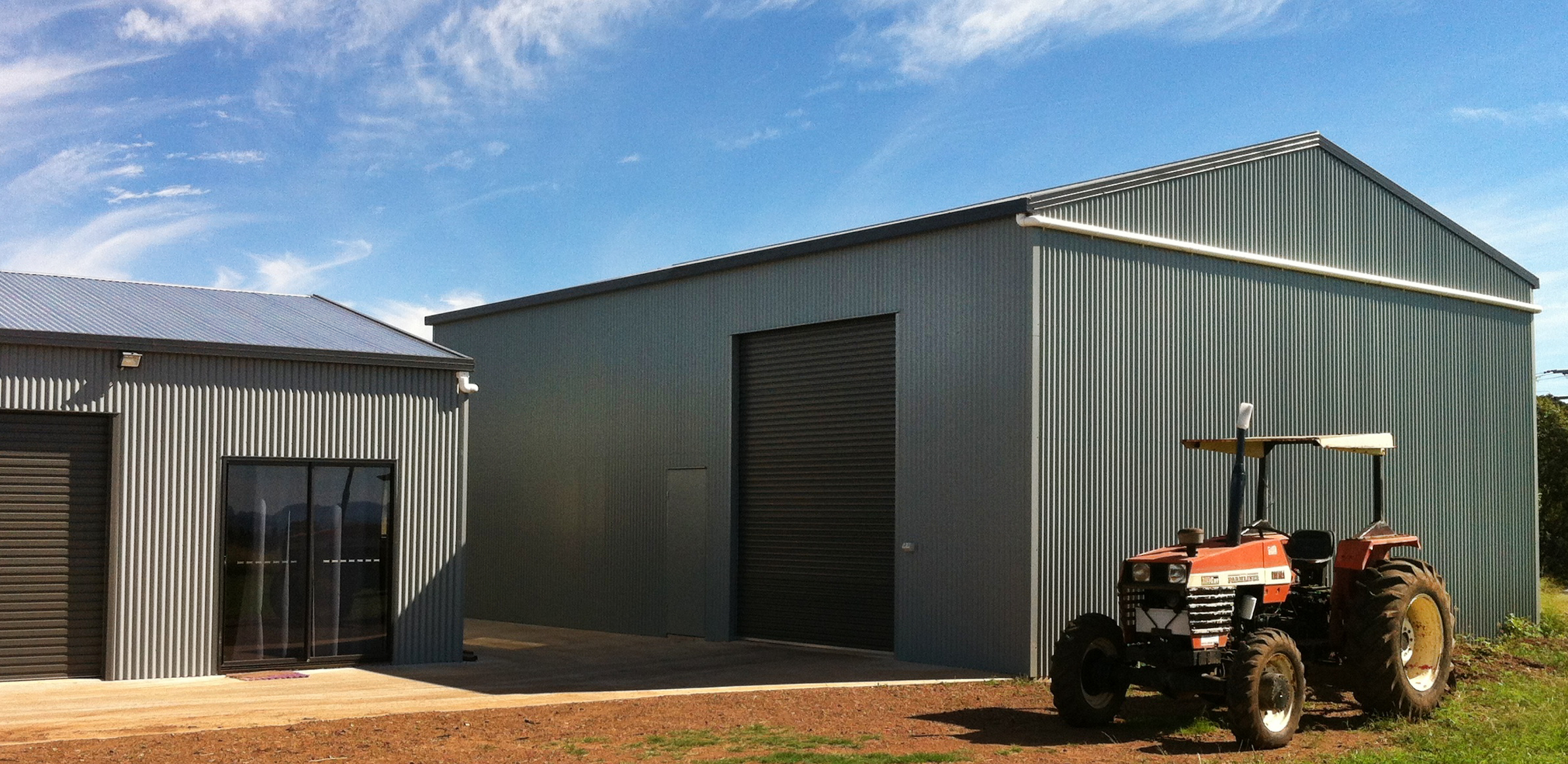 Shedzone storage sheds for brisbane agriculture and industry for Garden shed qld