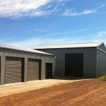 9m Farm Shed Queensland