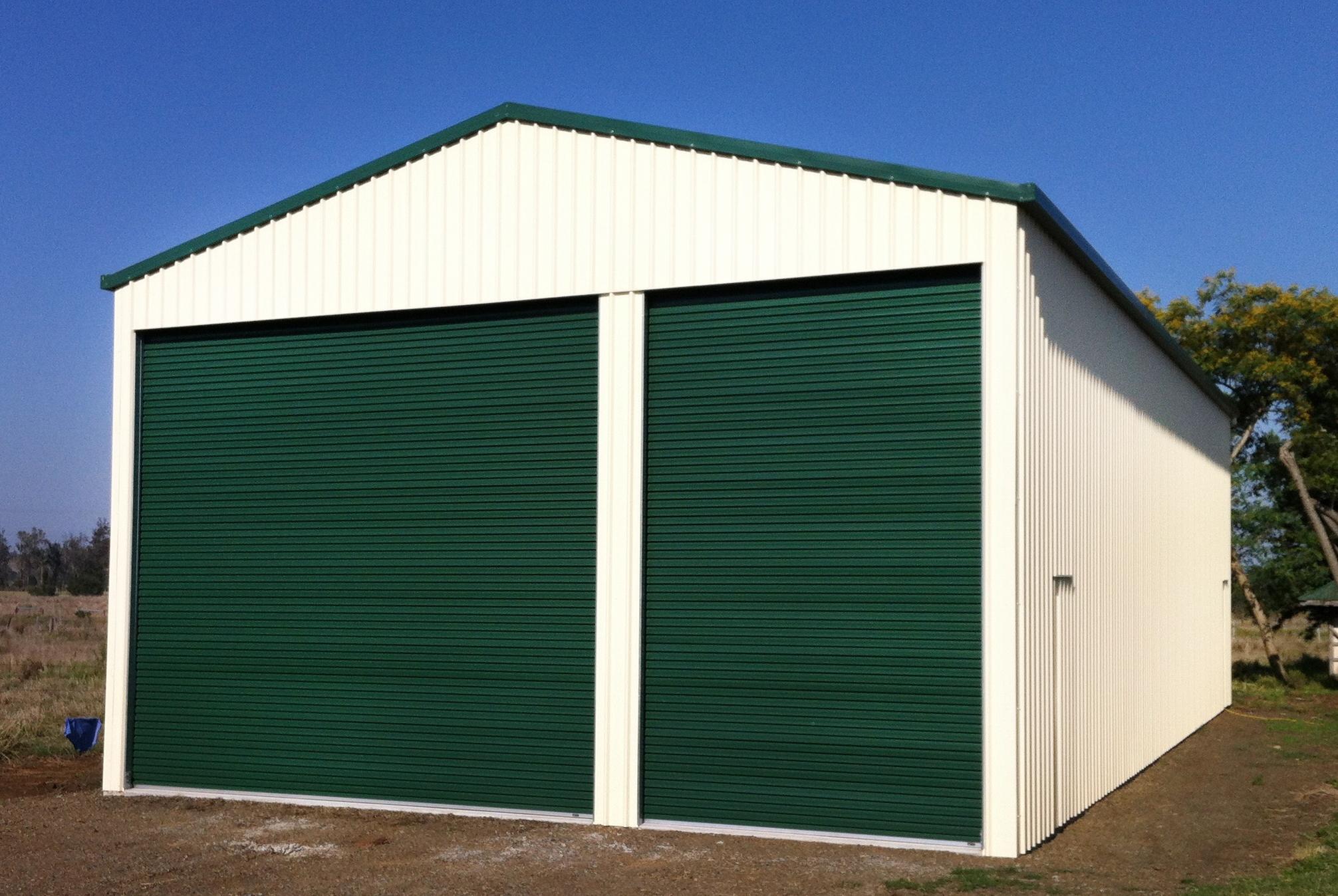 Shedzone brisbane 39 s independent builder of garage sheds for Garden shed qld