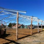 Farm shed fix up