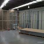 Brisbane Warehouse Factory Office Fit Out