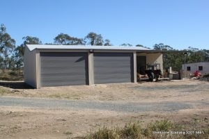 12m Farm Shed Queensland