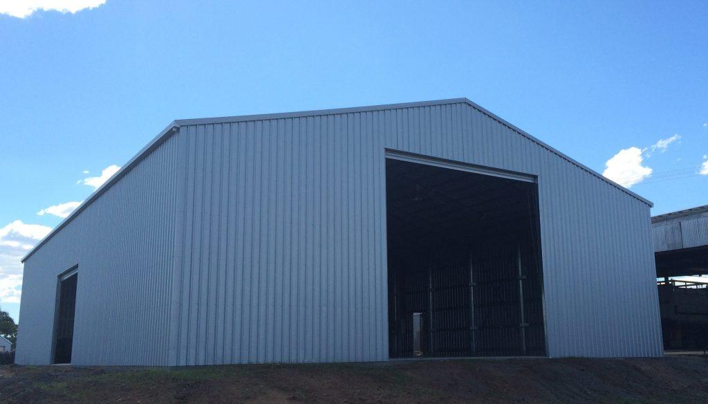 Warehouse Builders Brisbane Shedzone