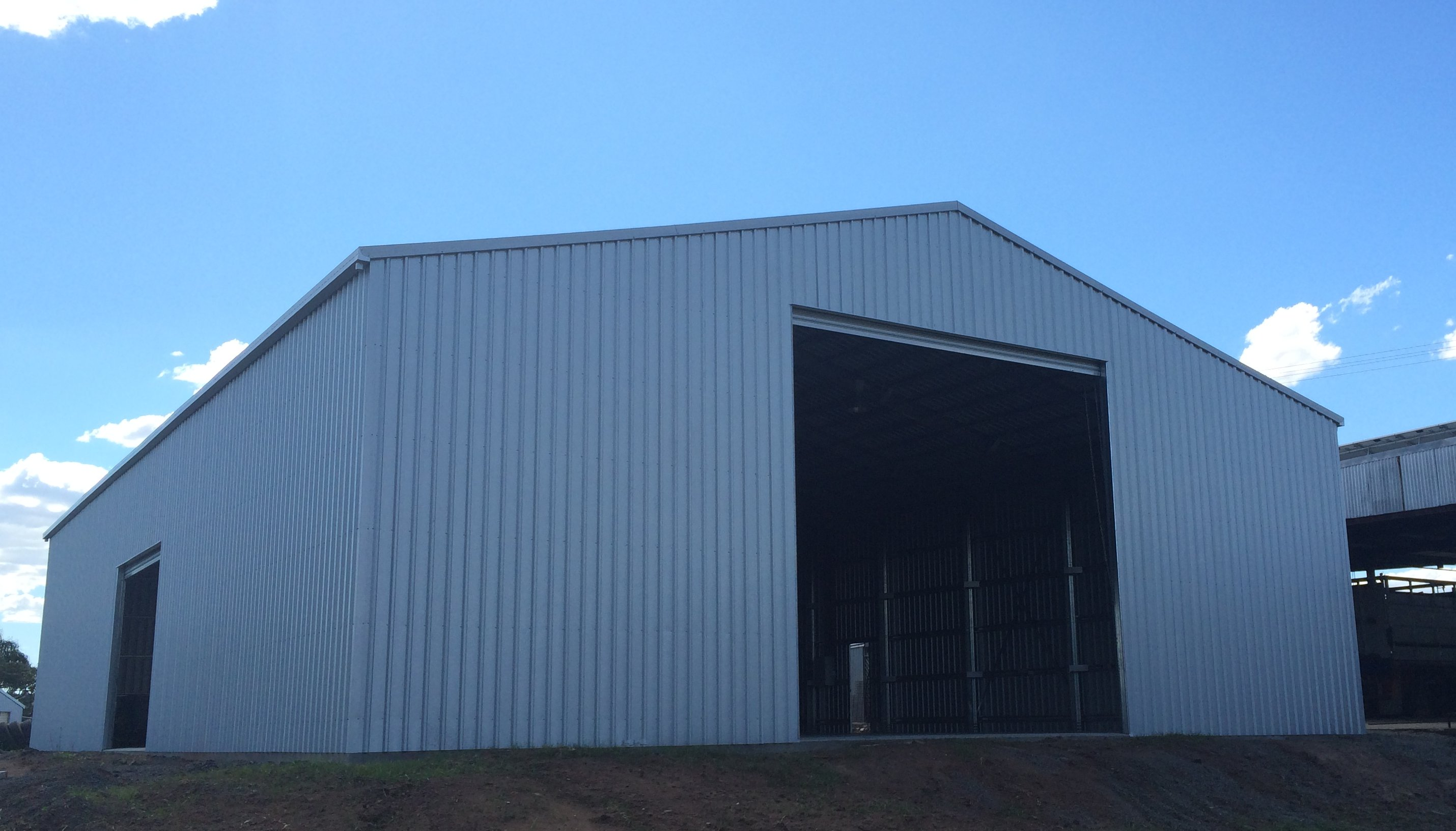Shedzone Warehouse And Factory Sheds For Brisbane Area